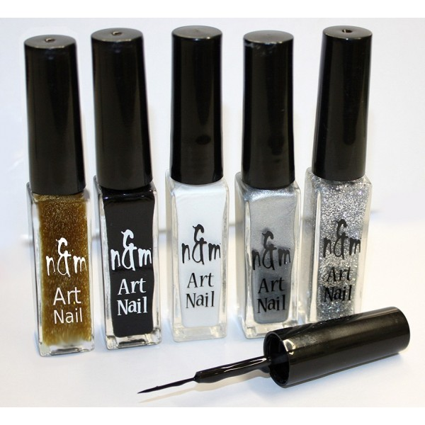 Mini nail art pen 9ml