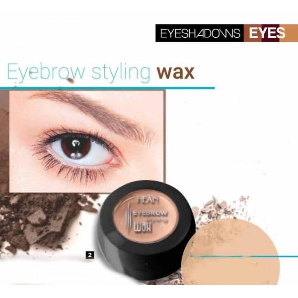 Eyebrow Styling Wax 324