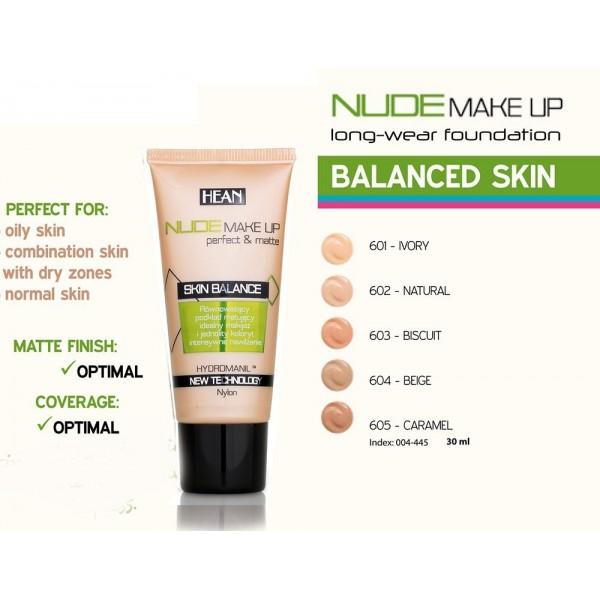 Make up Nude Make Up 601