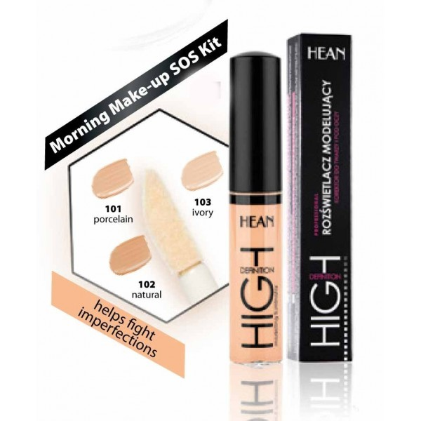 Conscealer HD Face & Eye 101