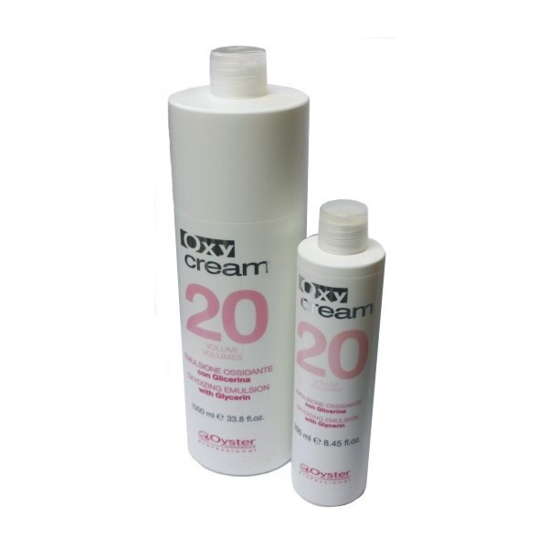 Oxycream with glycerin