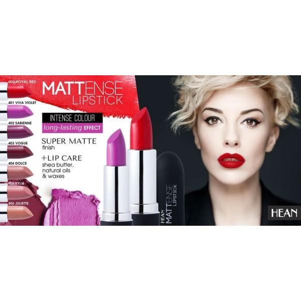 Matt lipstick