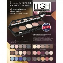 Magnetic palette 5 HD with...