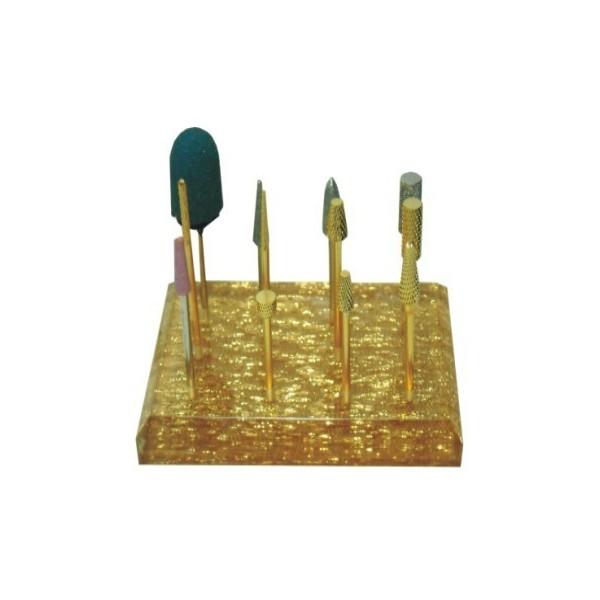 Base for nail bits (12 seat)