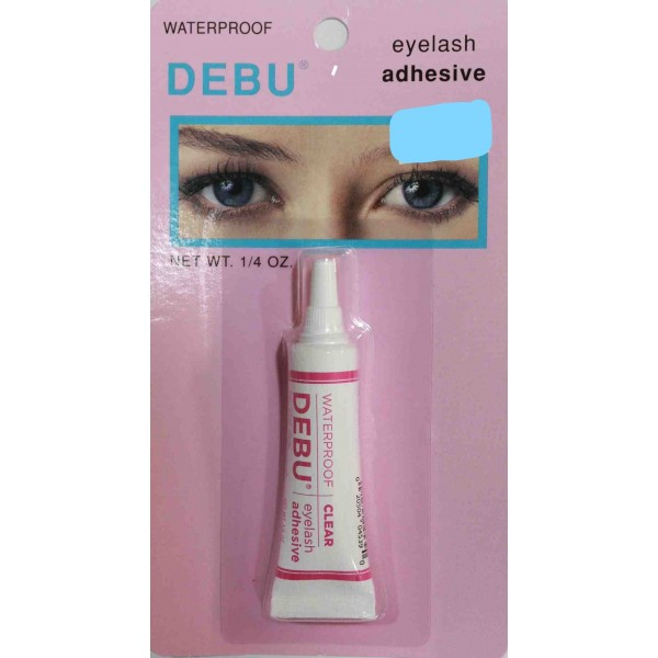 Eyebrow glue