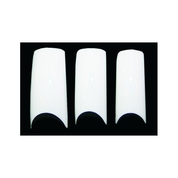 White tips C smile all number 1-10