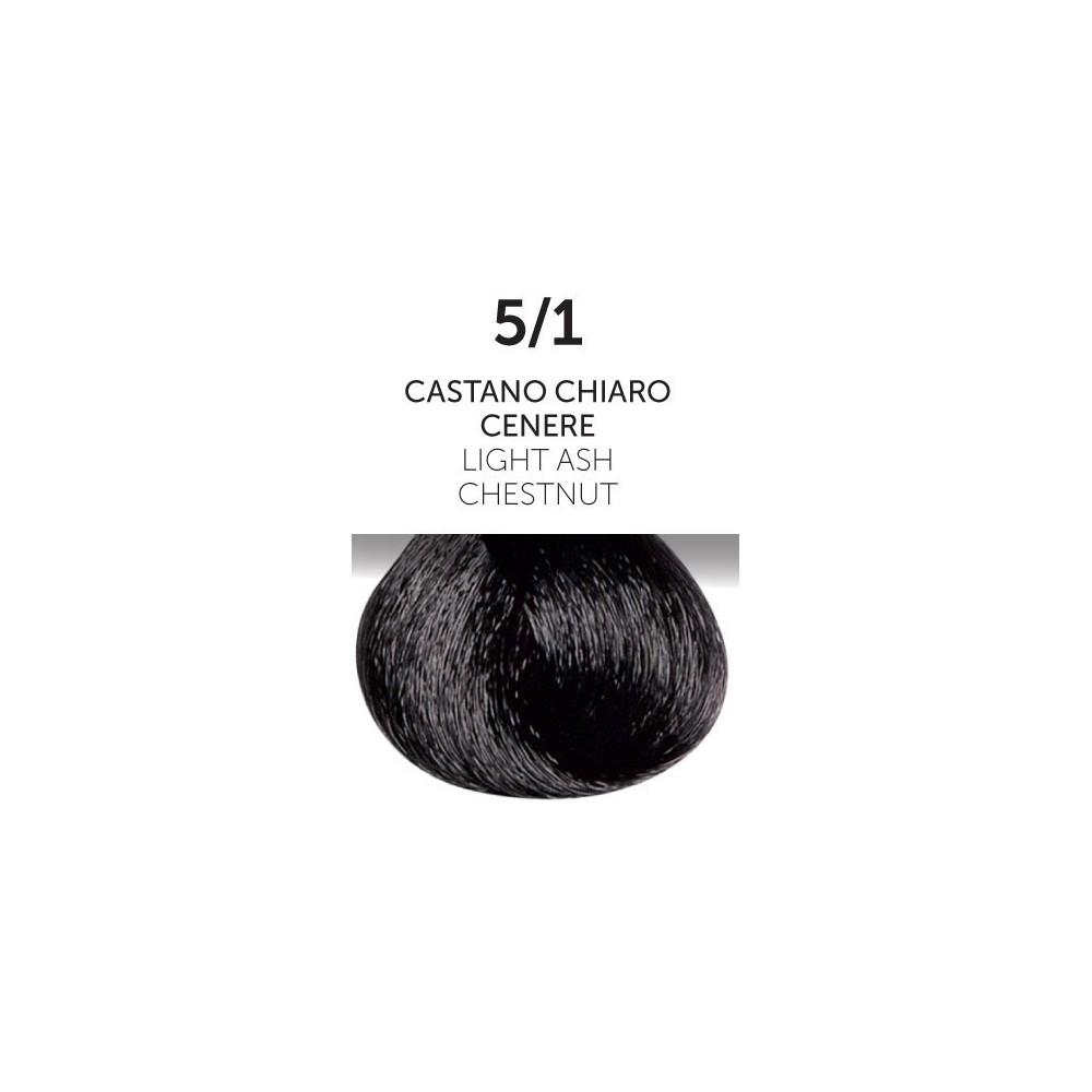 Professional hair cream colour Osyter cosmetics 100ml