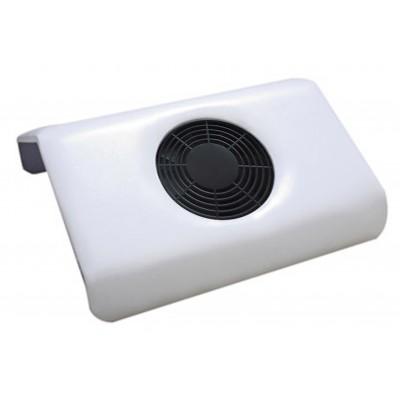 Ηλεκτρικός απορροφητήρας πάγκου με σακούλα συλλογης +1 σακούλα εξτρα. Διαστάσεις 280 χλ. Φάρδος. Ισχυ 12 watt